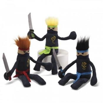 Gund Ninja's - Single Ninja (1pc)
