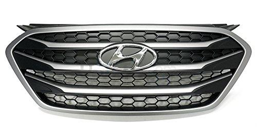 ix35 Zubehör für Hyundai ix35 Edel Radiator Grill Kühlergrill Tuning Grille