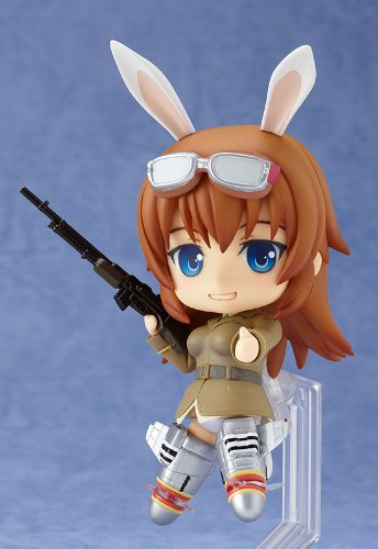 Good Smile Company - Strike Witches Nendoroid PVC Action Figure Charlotte E. Yeager 1 (Good Smile Company Figure compare prices)