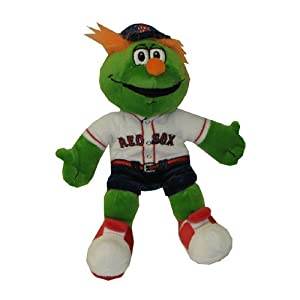 MLB Forever Collectibles Red Sox Mascot Wally 8-Inch Plush