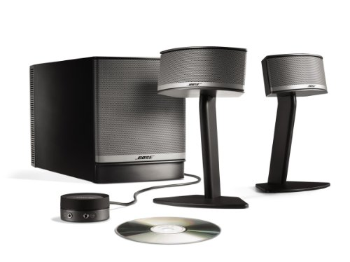 Bose ® Companion ® 5 Multimedia Speaker System