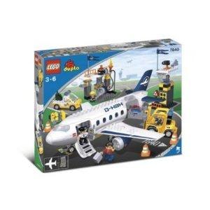 Lego Fashionable Lego Duplo 7840 Airport Action Rareproduct Reviews