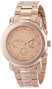 JBW Women's J6277D Bold Multi-Function Diamond Watch