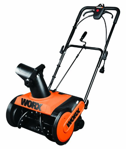 Best Review Of WORX WG650 18-Inch 13 Amp Electric Snow Thrower