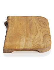 Small Beech Natural Edge Chopping Board