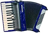HOHNER BRAVO II 48 BLUE Accordions Piano type