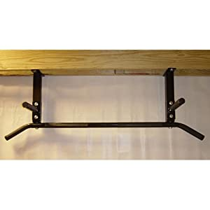 Amazon Com Ceiling Mount Pull Up Bar With Neutral Grips