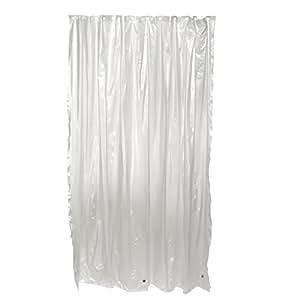 zenith produits en vinyle transparent rideau de douche h28k cuisine maison. Black Bedroom Furniture Sets. Home Design Ideas