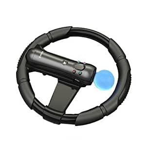 Neotechs® Steering Racing Wheel for Sony PS3 PS Move Controller