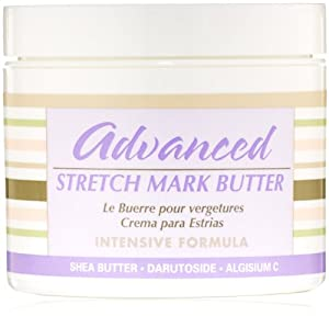basq Advanced Stretch Mark Butter, 4 oz.
