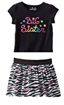 "Jumping Beans ""Big Sister"" Tee and Scooter (Combo) Set (2T)"