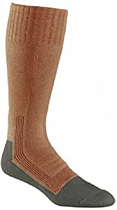 Fox River Military Wick Dry Maximum Mid Calf Boot Sock (Med/Coyote Brown)