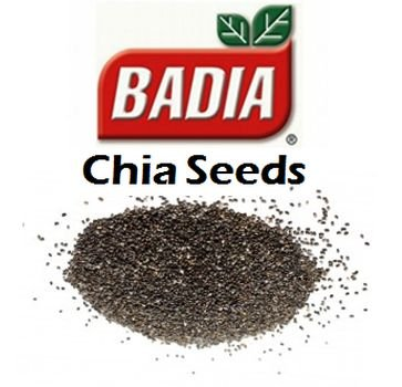 Badia Chia Seed 1.5 Oz (Pack Of 12)