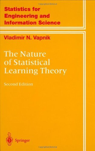 The Nature of Statistical Learning Theory (Information Science and Statistics)