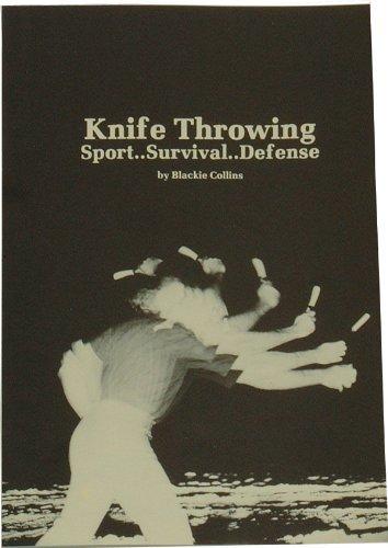 Blackie Collins Knife Throwing Book