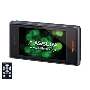 【クリックで詳細表示】Amazon.co.jp | セルスター(CELLSTAR)コンパクトボディタイプGPSレーダー探知機 AR-G100A | 車&バイク