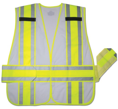 Class 2 Expandable Safety Vest White Mesh - Buy Class 2 Expandable Safety Vest White Mesh - Purchase Class 2 Expandable Safety Vest White Mesh (Ergodyne, Ergodyne Vests, Ergodyne Mens Vests, Apparel, Departments, Men, Outerwear, Mens Outerwear, Vests, Mens Vests)