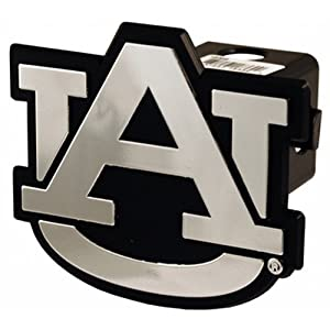NCAA Auburn Tigers Car Trailer Hitch Cover