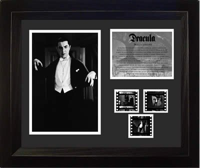 Buy Low Price Film Cells Dracula Bela Lugosi (1931) Film Cell Figure (B000NWMBC0)