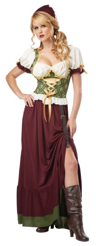 California Costumes Women's Renaissance Wench Adult
