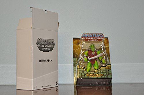 Demo-Man Masters of the Universe Classics Action Figure