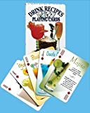 Drink Recipes Playing Cards - Cocktail Drinks & Playing Cards - Cocktail Party Drinking Game