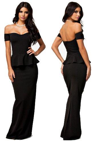 made2envy-Drop-shoulder-Peplum-Maxi-Evening-Dress