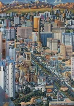 Las-Vegas-500-Pc-Dowdle-Folk-Art-Puzzle