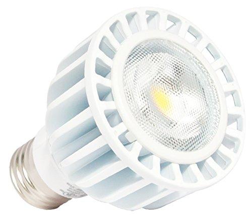 American Lighting 27-8PAR20-40 LED PAR Series 8-watt 550-Lumen Dimmable PAR20 Retrofit Lamp with Medium Base, 2700K Warm White, 1-Pack image