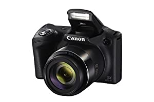 Canon PowerShot SX420 IS (Black) with 42x Optical Zoom and Built-In Wi-Fi