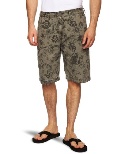 Quiksilver Turning Back Men's Shorts Charcoal XXX-Large