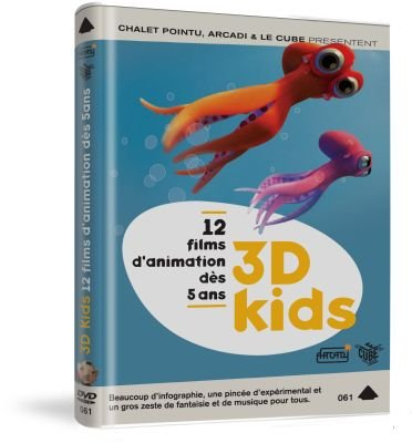 3D kids : 12 films d'animation dès 5 ans |