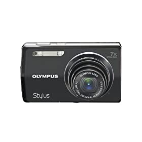 Olympus Stylus 7000 12MP Digital Camera