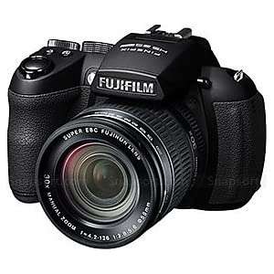 Fuji HS28 EXR Digital Camera 16MP 30x Optical Zoom 3″ LCD (Black) @15999 from amazon