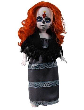 Picture of Mezco Living Dead Dolls Days of the Dead Series 20 Savannah Figure (B003ZIZDBK) (Mezco Action Figures)