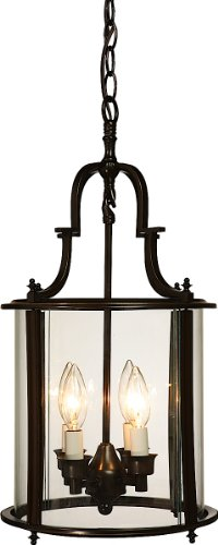 Artcraft Lighting AC1321BZ Manor 4-Lite Urn Light, Rich Bronze Artcraft Lighting B004AYDYL4