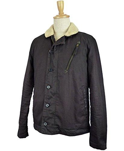 (アビレックス)AVIREX ピグメントデッキジャケット N-1 M 19チャコールグレー