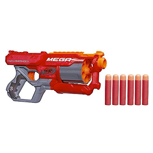 Nerf N-Strike Elite Mega CycloneShock Blaster (Nerf Made compare prices)