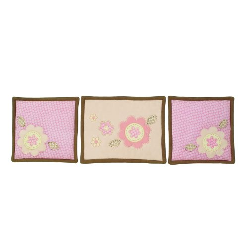 Sumersault Fiona Wall Hanging, Pink