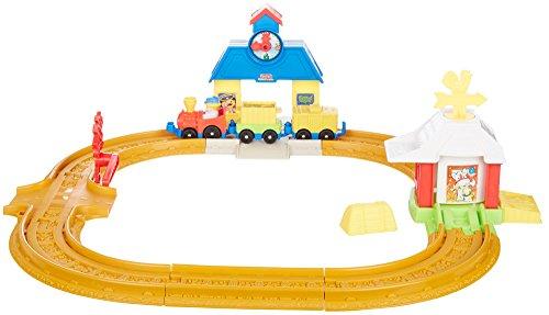 Fisher-Price-Connect-N-Play-Railway-Wheelies