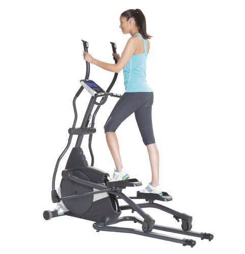Horizon Elliptical Syros: Horizon Fitness Elliptical Gym Ergometer Andes 100758 5e