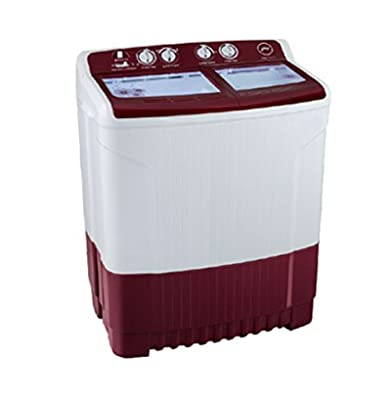 GODREJ SEMI AUTOMATIC 7.0 KG WS 700 CT WINE RED