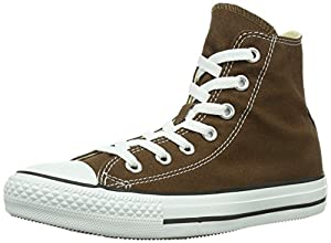 Converse Chuck Taylor All Star 1P626, Unisex - Erwachsene Sneakers, Braun (Chocolate), EU 42