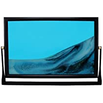 Sand Picture - 8x12 inch, Blue by Golden Island