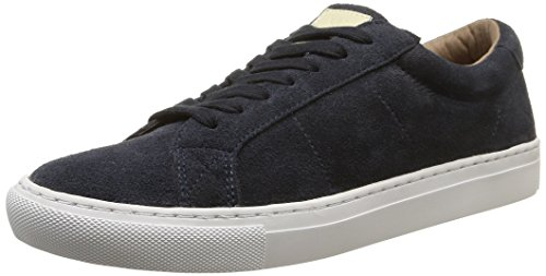hackett-london-fashion-cupsole-zapatos-para-hombre-color-navy-talla-41