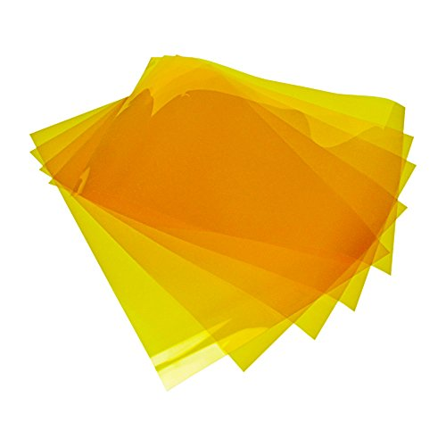 10 Pack Addicore Kapton Tape Sheets Polyimide 8