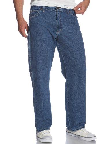Dickies -  Jeans  - Uomo blu indaco slavato