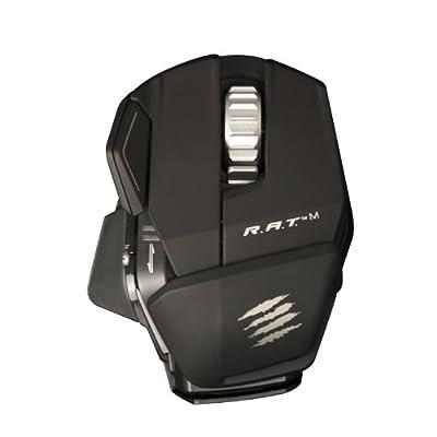 [Win8/Mac 対応] R.A.T.M ワイヤレスマウス マットブラック (MC-RME-MB)