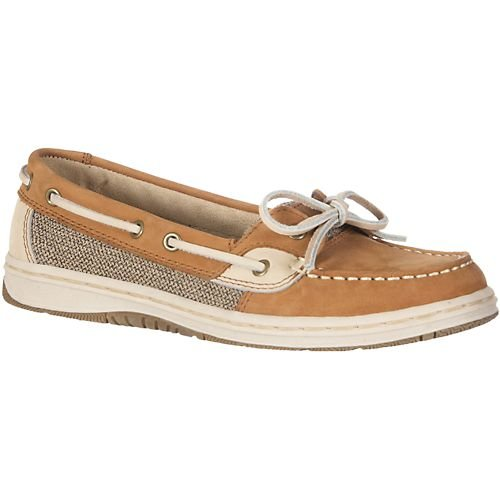 Paradise Shores Mesh Baja Womens Boat Shoes BROWN 5.5 M Wmns