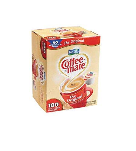 Nestlé Coffee-Mate Original Liquid Creamer Portion Cups 180Ct-Nes 753032